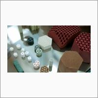 Образцы носителей и катализаторов для различных процессов