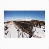 Обсерватория радиофизической диагностики атмосферы. Иркутский радар некогерентного рассеяния