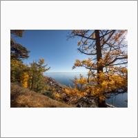 Озеро Байкал, фото Владимира Короткоручко