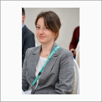 Осипова Полина Сергеевна – младший научный сотрудник лаборатории эколого-экономического моделирования техногенных систем ИНГГ СО РАН