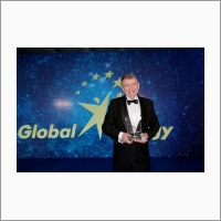 "Valentin Parmon is a global energy prize laureate. Photo provided by the press service of the ""Global energy"" prize, 2016"