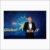 Валентин Пармон - лауреат премии «Глобальная энергия». Фотография предоставлена пресс-службой премии «Глобальная энергия», 2016 г.