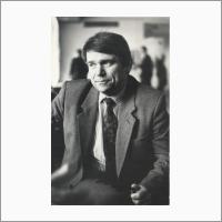 Академик Валентин Пармон, 2002 г. Фото В.Т. Новикова.