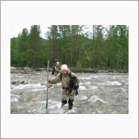 Река Архут (Восточный Саян),. К.г.-м.н. Е.П. Базарова, к.г.-м.н. В.Б. Савельева лаборатория петрологии, геохимии и рудогенеза ИЗК СО РАН