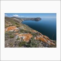Берег Байкала. Фото Владимира Короткоручко.