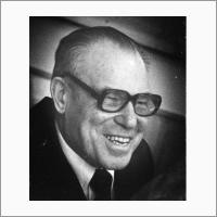 Трофимук Андрей Алексеевич (1911-1999) был большим жизнелюбом, полным сил и энергии. На этом фото истинный его характер.