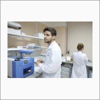 В Лаборатории каталитических процессов переработки возобновляемого сырья