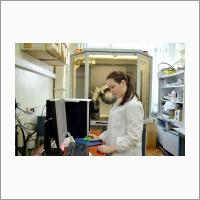 В Лаборатории структурных методов исследования