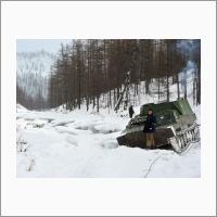 Южная Якутия. Шагун А.Н. 2010