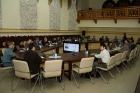 Участники совещания в Якутске