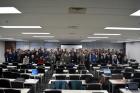 Участники совещания в Токио