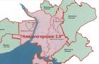 Академгородок 2.0 на карте Новосибирской области