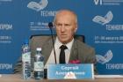 Академик Сергей Владимирович Алексеенко, фото А. Федосеевой