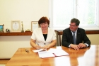Елена Багрянская и Степан Калмыков