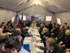 Участники совещания в г. Байкальск Иркутской области