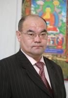 Академик Базаров Борис Ванданович