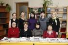 Сотрудники научной библиотеки Бурятского научного центра СО РАН
