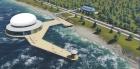 Проект нового здания Байкальского музея СО РАН