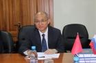 Вице-президент Академии наук КНР Чжан Япин, фото А. Соболевского