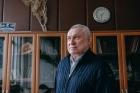Академик Андрей Дегерменджи.Фото Анастасии Тамаровской