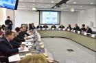 Участники заседания в Академпарке 27 марта 2019 года