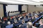 Участники заседания Сибирского территориального Совета директоров научных организаций