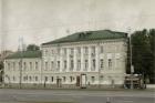 Институт русского языка со времени своего основания находится в старинном доме 18/2 на Волхонке.