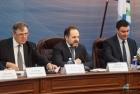 Заседание Межведомственной комиссии по вопросам охраны озера Байкал 02.02.2018. Фото Яны Ушаковой
