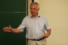Академик Юрий Леонидович Ершов, фото Ю. Огородниковой