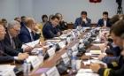Совещание на тему «О мерах по реализации федеральных проектов, направленных на охрану и рациональное использование водных ресурсов Российской Федерации».