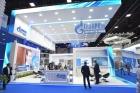 ПАО «Газпром» на выставке Петербургского международного газового форума -2019