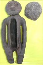Глиняная  скульптура, ИАЭТ СО РАН
