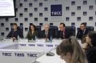 """В ТАСС (Новосибирск) состоялась пресс-конференция, посвященная форуму """"Городские технологии"""""""