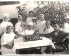 Новосибирский госпиталь. 1941 год.