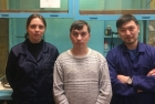 Мария Григорьева, Сергей Стельмах, Олег Очиров