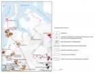 Карта геолого-геофизической изученности Гыданского полуострова, ИНГГ СО РАН