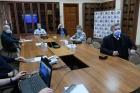 В ИЦиГ онлайн прошла рабочая встреча с представителями Huawei