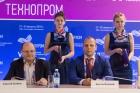 Подписание соглашения на Технопроме-2018, фото Ю. Поздняковой