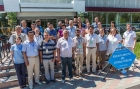 Участники школы-конференции по математике в ИДСТУ СО РАН, Иркутск