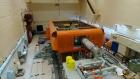 Высоковольтный инжектор для нагрева термоядерной плазмы
