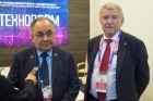 Александр Иноземцев и Валентин Пармон, фото Ю. Поздняковой
