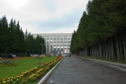 ИЯФ СО РАН, Новосибирск,  фото Ю. Поздняковой