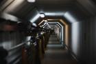 Инжекционный комплекс ВЭПП-5, канал транспортировки частиц. Фото С. Ерыгиной