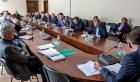 Заседание в Иркутском филиале СО РАН. Фото В. Короткоручко