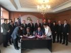 Иркутская и монгольская стороны подписали Протокол о намерениях в области научно-технического сотрудничества