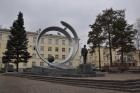 ИСС имени Решетнева, Железногорск. Фото Е. Пустоляковой