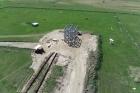Строительство объекта «Оптические инструменты» в поселке Торы (Республика Бурятия)