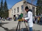 «Ракетный фестиваль» в ИТПМ СО РАН