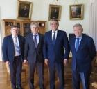 Владимир Иванов, Александр Сергеев, Сергей Меняйло, Валентин Пармон
