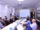 Совещание в ИВМиМГ СО РАН, Новосибирск